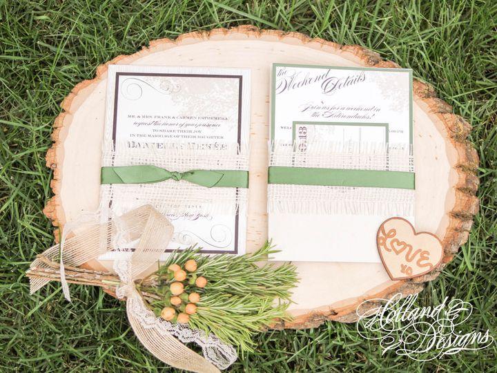 Tmx 1452800416873 Wwinvite19 Jackson, New Jersey wedding invitation