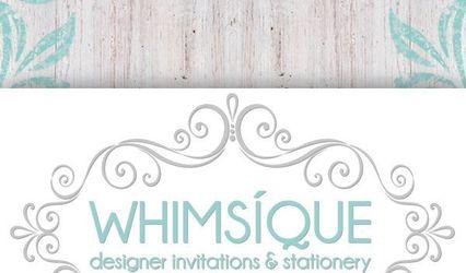 Whimsíque Designer Invitations & Stationery 1