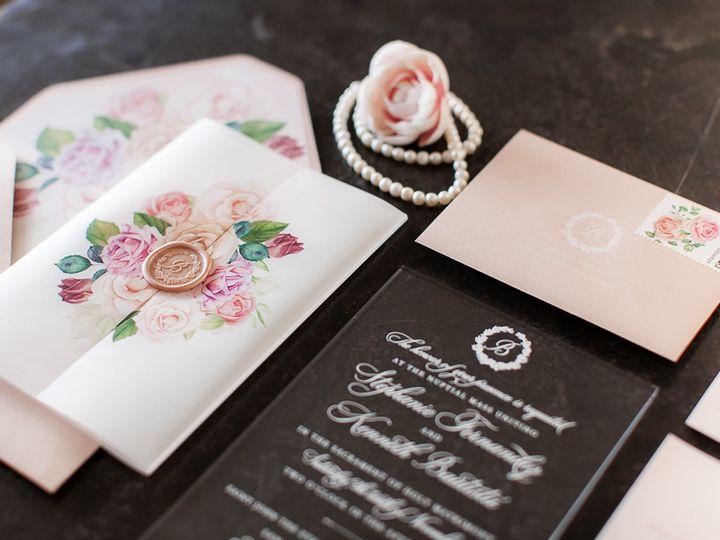 Tmx Whimsiqueglassinvite 128 51 360926 San Diego, California wedding invitation