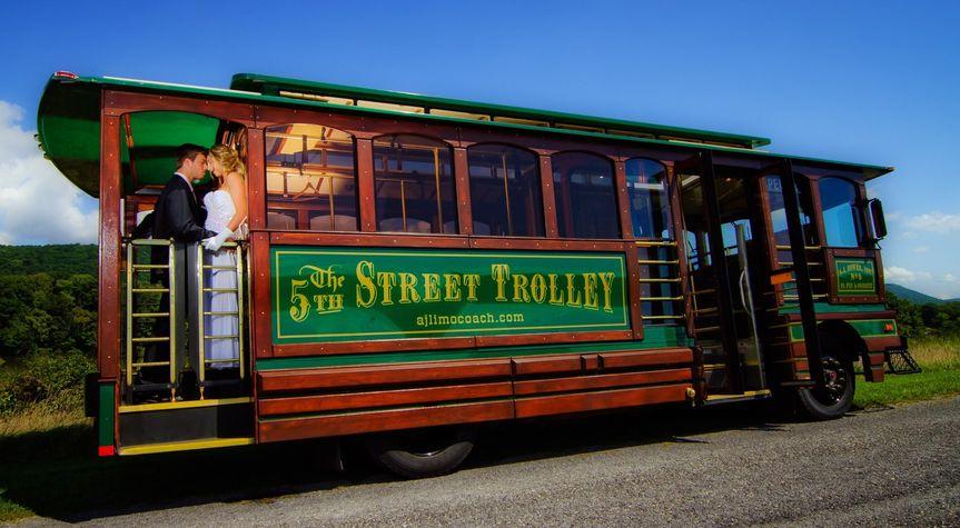 The 5th Street Trolley