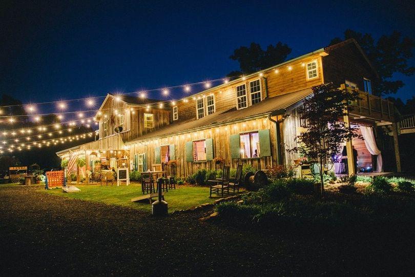 Cold Creek Farm Wedding Venue Venue Dawsonville Ga