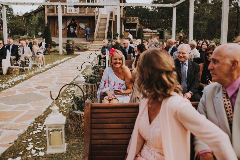 Cold Creek Farm Wedding Venue