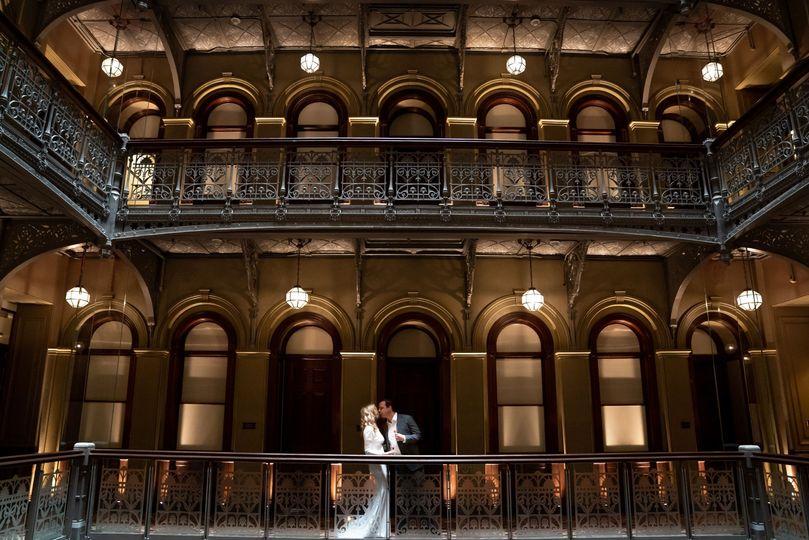 Beekman Hotel Wedding