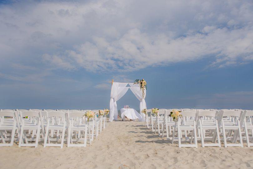 Beach Ceremony | Sylvia Schutz