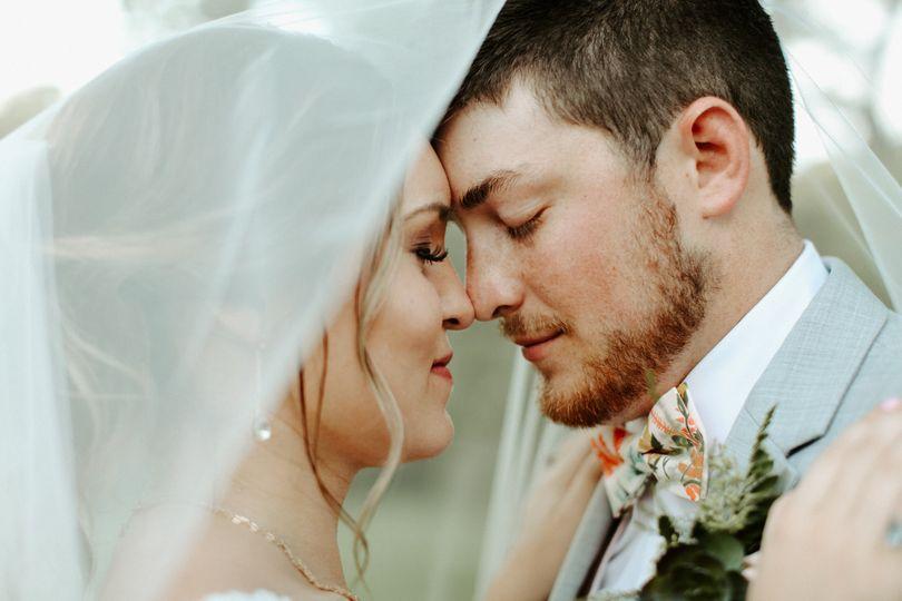 Under the veil - Hannah Lee Photography
