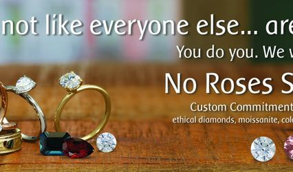 No Roses Gallery Los Angeles: Artisan Jewelry for Wedding, Engagement, Bridal, Commitment