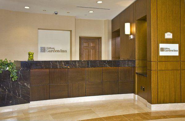 Hilton Garden Inn Front Desk