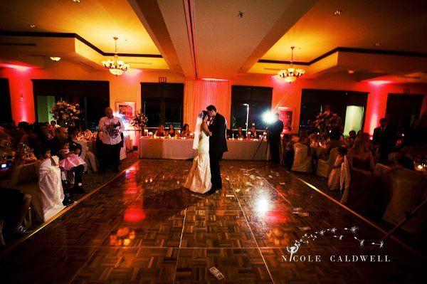 Tmx 1306273428146 Nicolecaldwellblackgoldwedding0012 Brea wedding dj