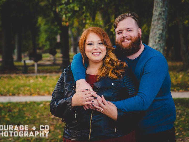 Tmx 1445519441807 Alysha Nick Engagement 0033 Richmond wedding photography