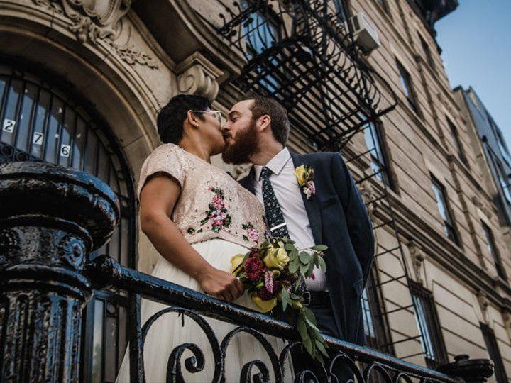 Tmx 1513319640 2920f4933b03ddf9 1511718703682 Kat Jarad Brooklyn Wedding 20180908 Jakec 0277 Richmond wedding photography