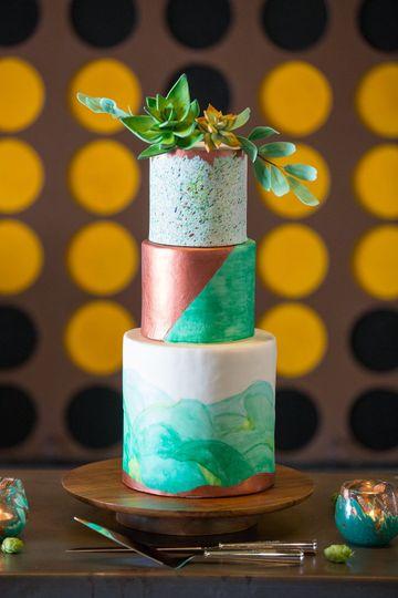 Wildflour Cake Design