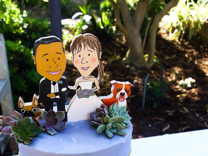 Tmx 1465359294867 Rusticbackyardweddingcake Bangor, ME wedding cake