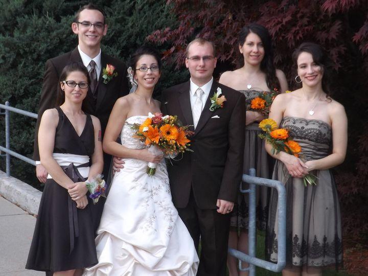 Tmx 1393288717543 Jocelyns Wedding 10 20 12 275croppe Derry wedding photography
