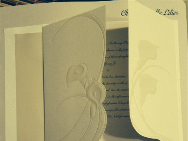 Tmx 1400362106766 Photo  Oakdale wedding invitation