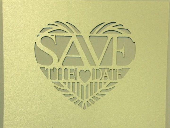 Tmx 1400623690727 Photo1 Oakdale wedding invitation