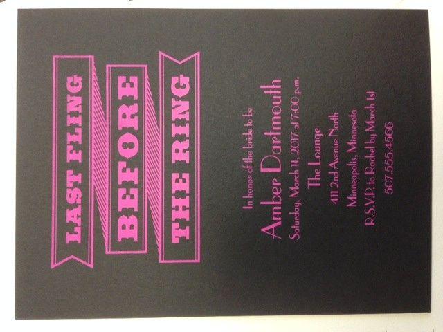 Tmx 1400623733668 Photo3 Oakdale wedding invitation