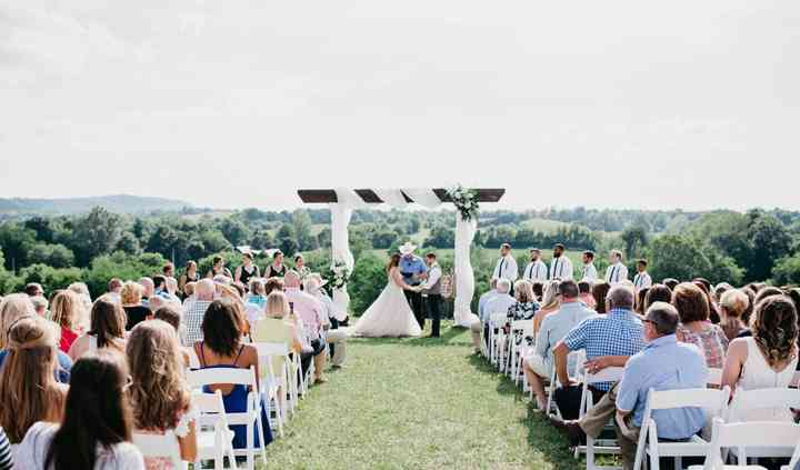Bluegrass Wedding Barn