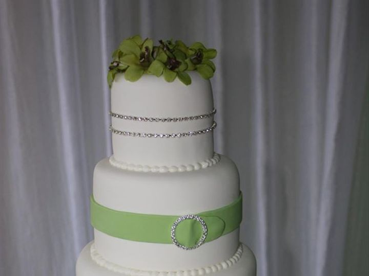 Tmx 1414432406357 Boda7 Arlington wedding cake