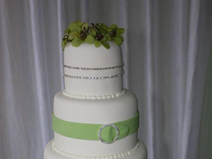 Tmx 1414432406357 Boda7 Arlington wedding cake