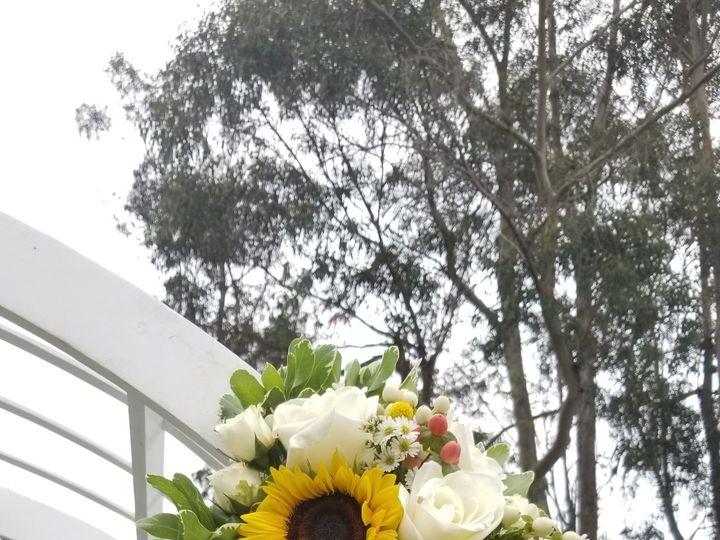 Tmx 1536091628 9c0e85633e1e3e93 1536091626 23a0766a75e48e7e 1536091613582 1 20180902 113204 Santa Cruz, CA wedding florist
