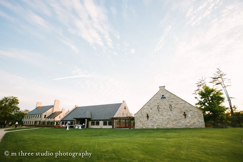 Whistling Straits - Irish Barn