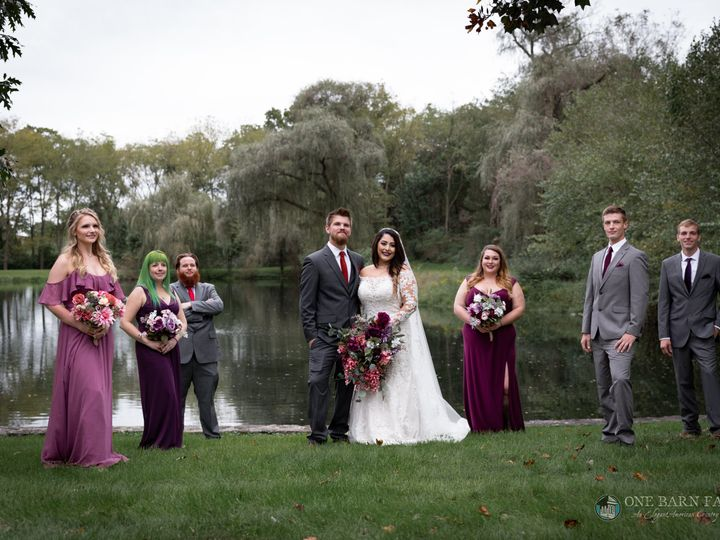 Tmx One Barn Farm Nikki Tyson Wedding Lr 4 51 992036 Mifflinburg, PA wedding venue