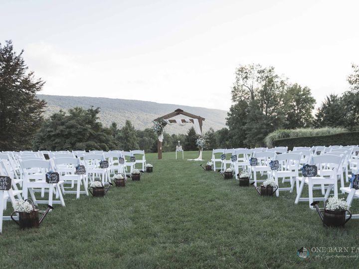 Tmx Onebarnfarm Taylor Jonathan 20180728 Wedding 133 51 992036 Mifflinburg, PA wedding venue