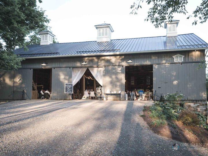 Tmx Onebarnfarm Taylor Jonathan 20180728 Wedding 141 51 992036 Mifflinburg, PA wedding venue
