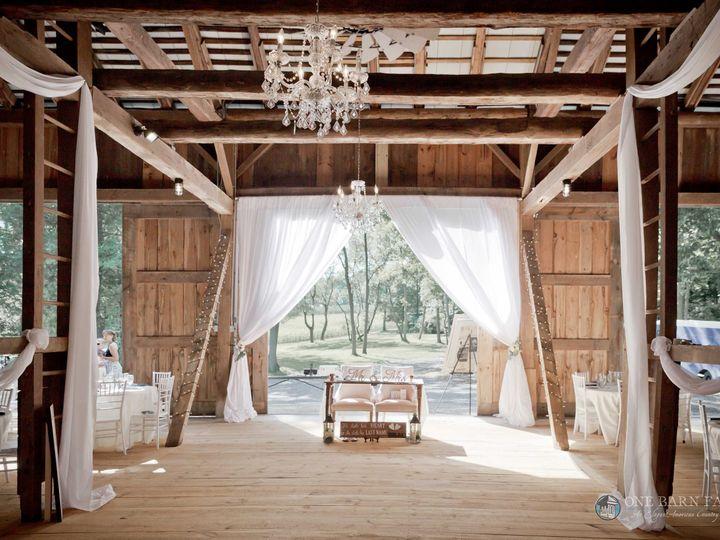 Tmx Onebarnfarm Taylor Jonathan 20180728 Wedding 26 51 992036 Mifflinburg, PA wedding venue