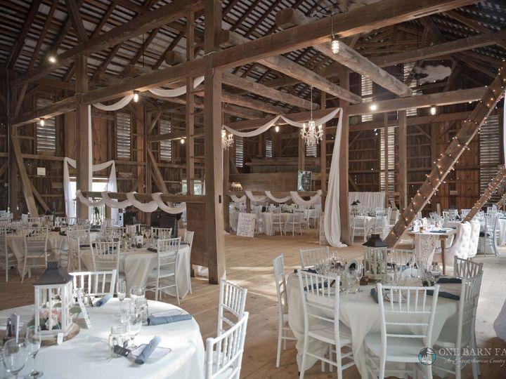 Tmx Onebarnfarm Taylor Jonathan 20180728 Wedding 68 51 992036 Mifflinburg, PA wedding venue