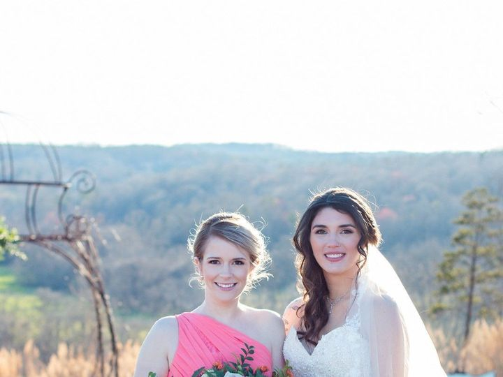 Tmx Coral Sunset Wedding In North Carolina Him Her Photography Hhstyledshoot1115 Big 51 1013036 157815411114416 Greensboro, NC wedding florist