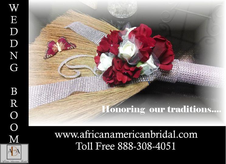 Signature Wedding Broom™