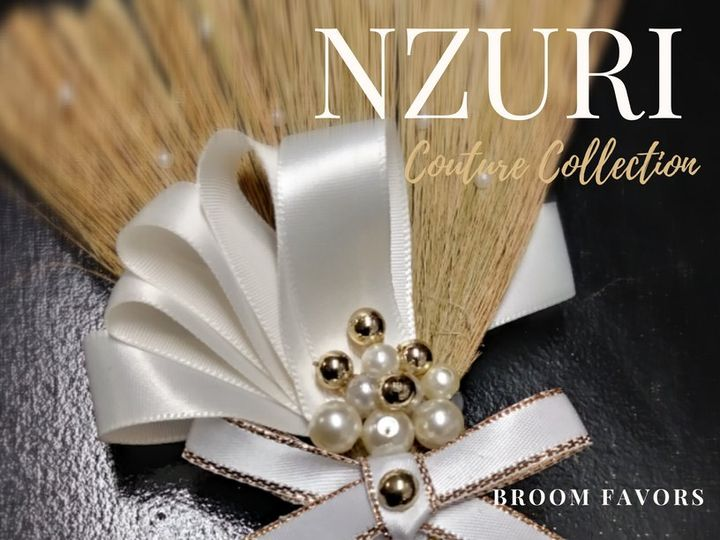 Tmx Nzuri Broom Favor 51 773036 Spring Hill, Florida wedding favor