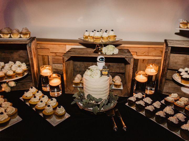 Tmx Cupcake Bar Amber Green Photography 51 324036 1567547377 Asheville, NC wedding venue