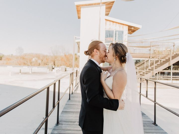 Tmx Rooftop Kiss Amber Green Photography 51 324036 1567547402 Asheville, NC wedding venue