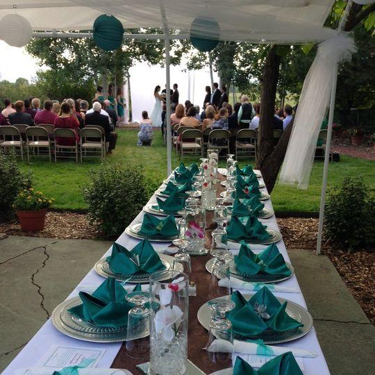 table setting 2 hicks s