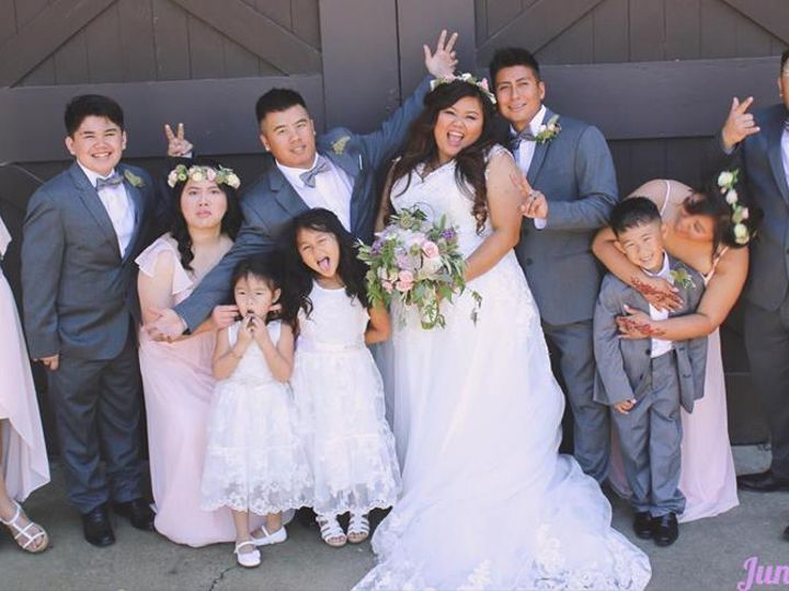 Tmx Princilla Wedding 3 51 915036 Sacramento, California wedding beauty