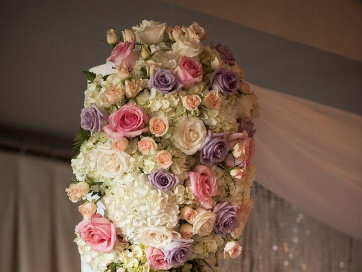 Tmx 1460060035815 Arch Arrangement Close Up Miami, FL wedding florist
