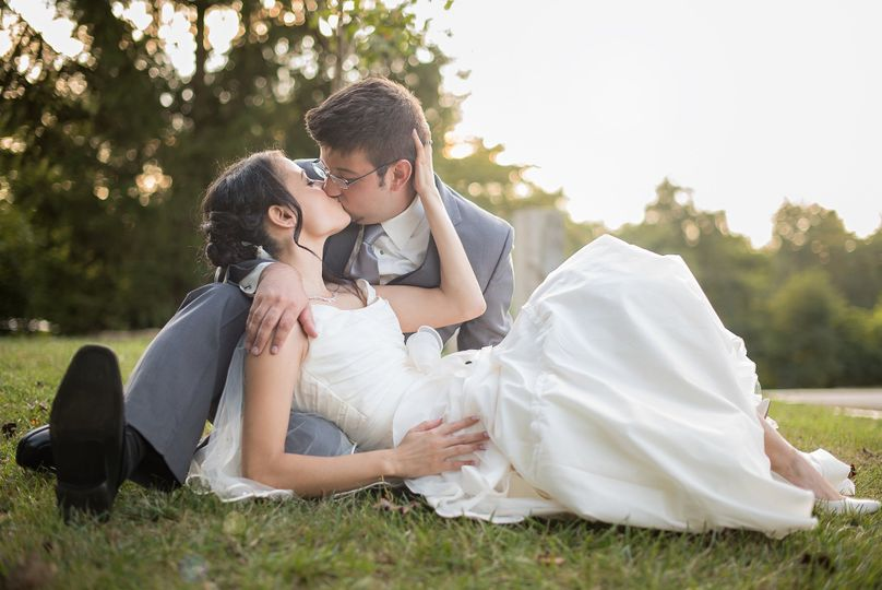 Kiss on the grounds