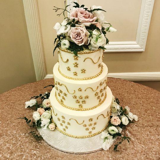 Meringue Delight - Wedding Cake - Atlanta, GA - WeddingWire