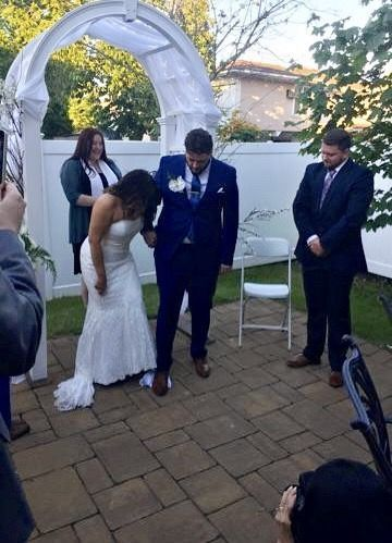 Tmx 1515467672 86a77a9eecdedd03 1515467671 977ffb426182f25a 1515467670605 2 JackieandRyan Floral Park, New York wedding officiant