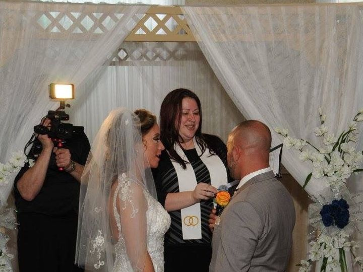 Tmx 1516750683 3e53049b52f28637 1516750682 5c77ba4ea6460cfe 1516750682871 4 StacyandDavid3 Floral Park, New York wedding officiant