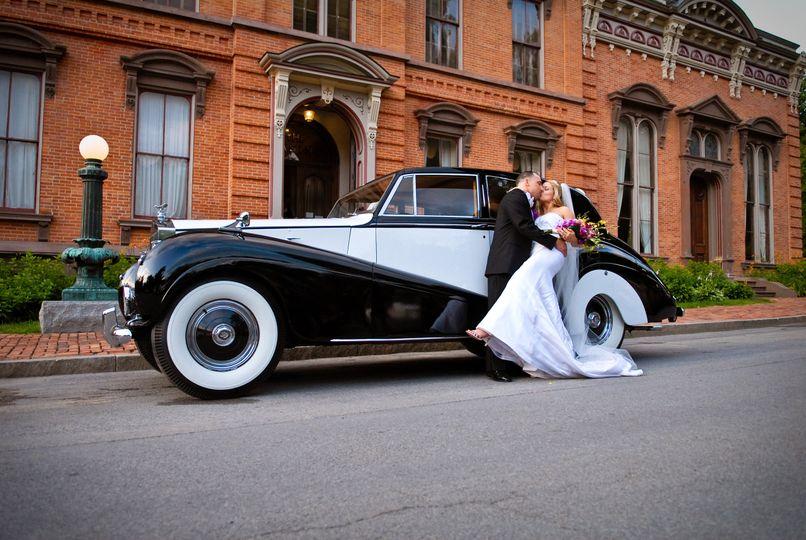 our 1950 tuxedo rolls royce 51 209036