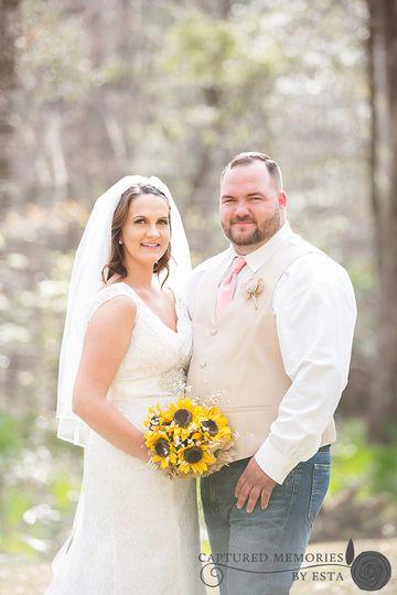 selby corbett wedding 3 face