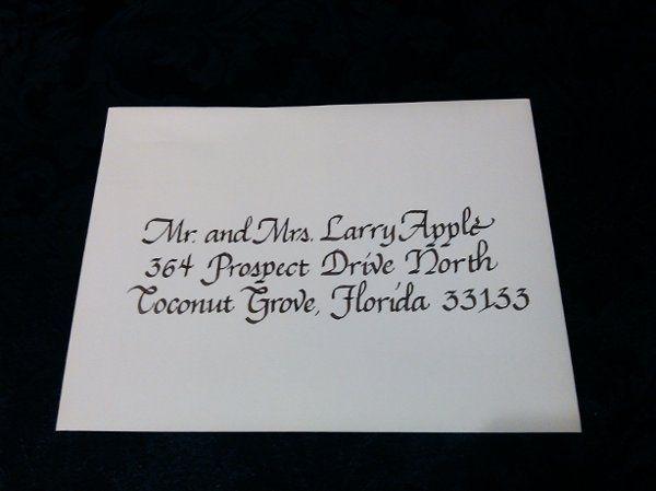 Tmx 1333494166153 Envelope2 Orlando wedding invitation