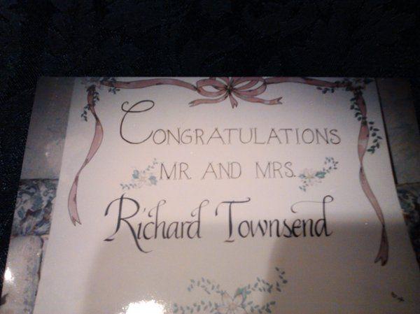 Tmx 1333495342117 WeddingSign Orlando wedding invitation