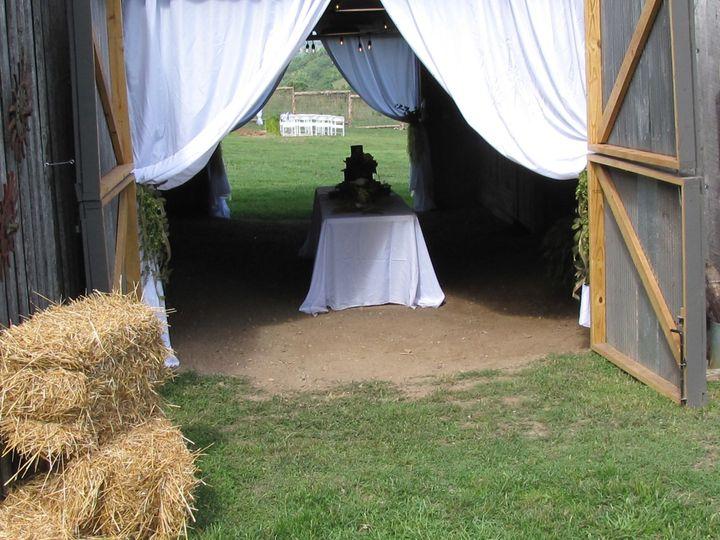 The barn at cricket creek