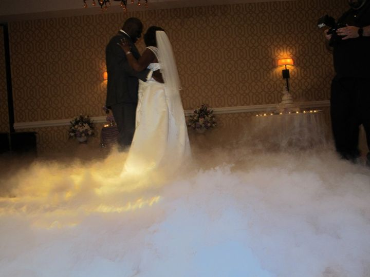 Dry Ice - First Dance