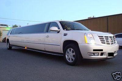 A Luxury Limousine Service