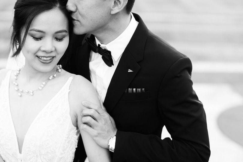 Wedding Portrait in Milan